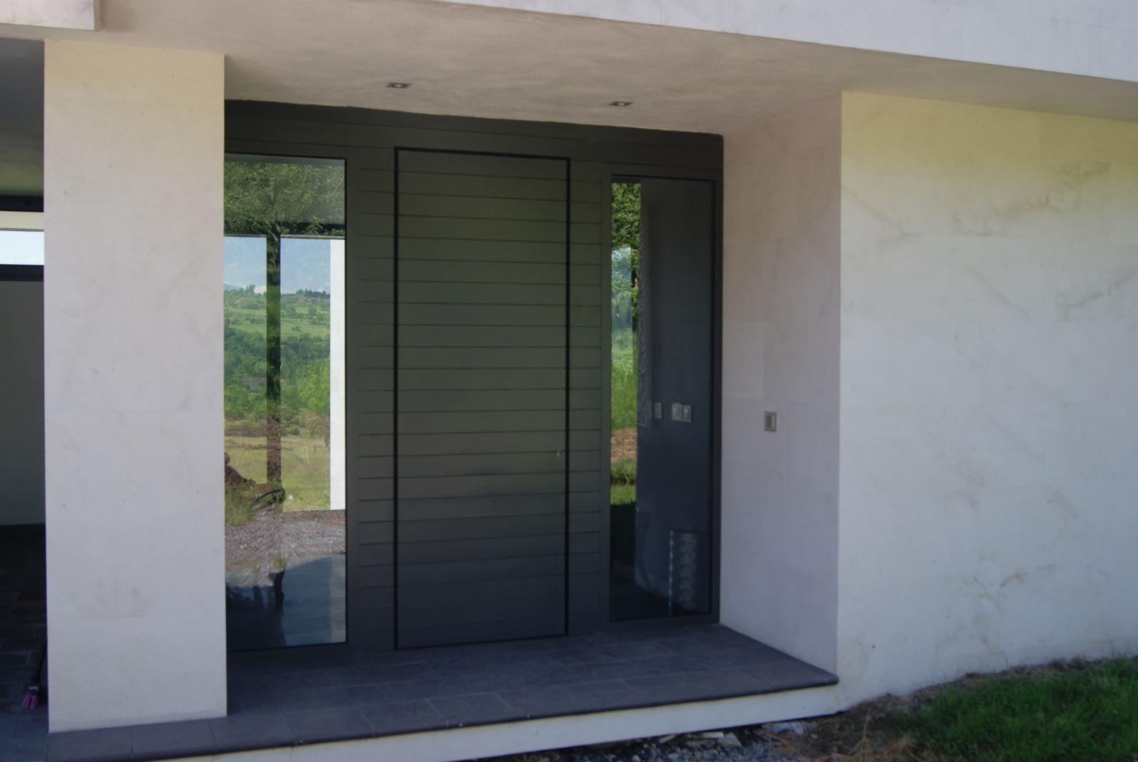 Puertas De Exterior ~ Puertas De Exterior De Aluminio Precios