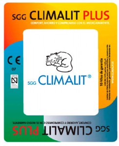 Logotipo Climalit Plus