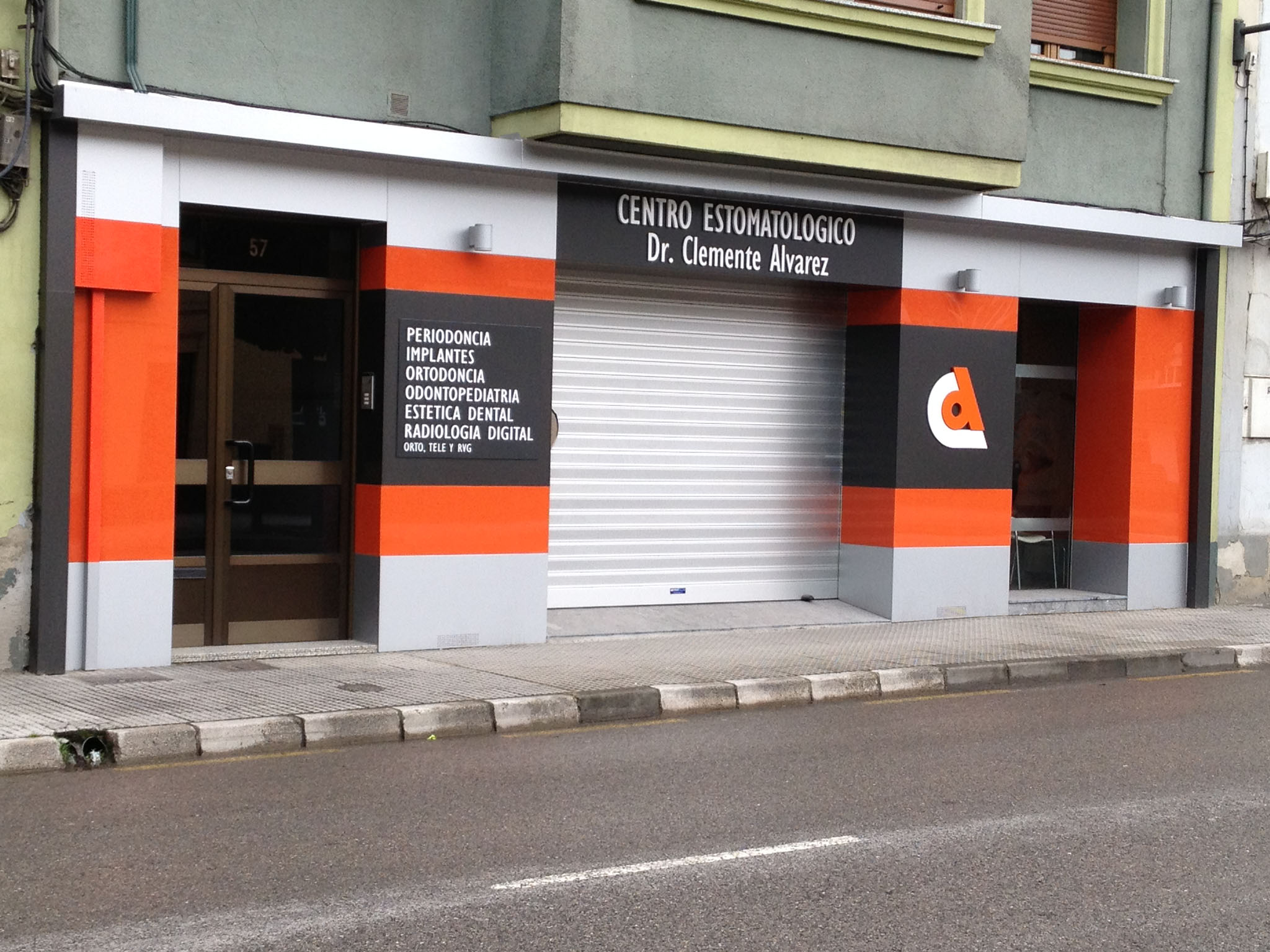 Centro Estomatologico Dr. Clemente Alvarez – Laviana