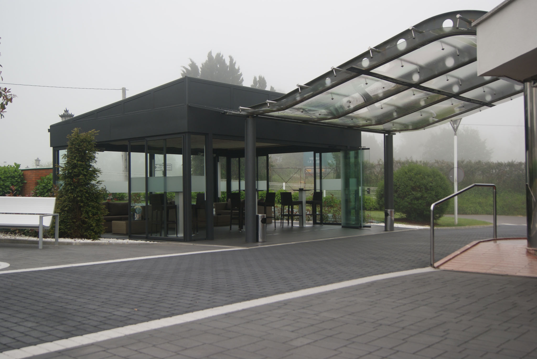 Cafetería Tanatorio Los Arenales – Oviedo