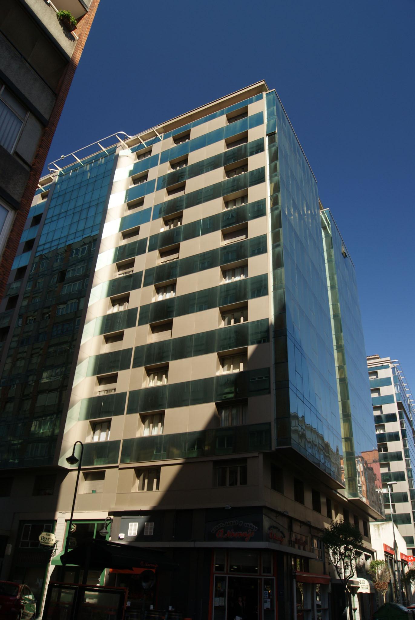 Edificio Calle Manso – Gijón