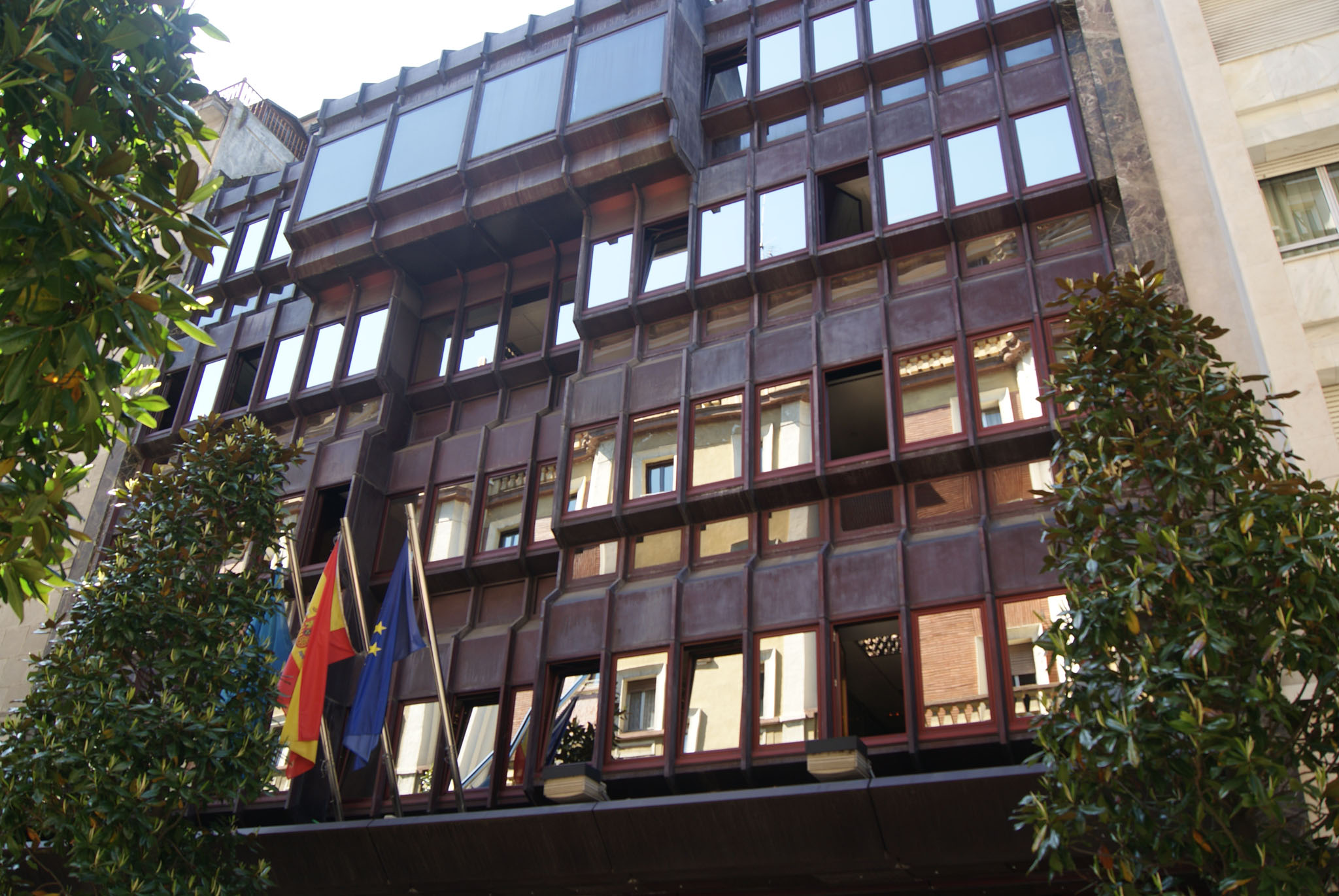 Edificio Hacienda – Calle Gil de Jaz – Oviedo
