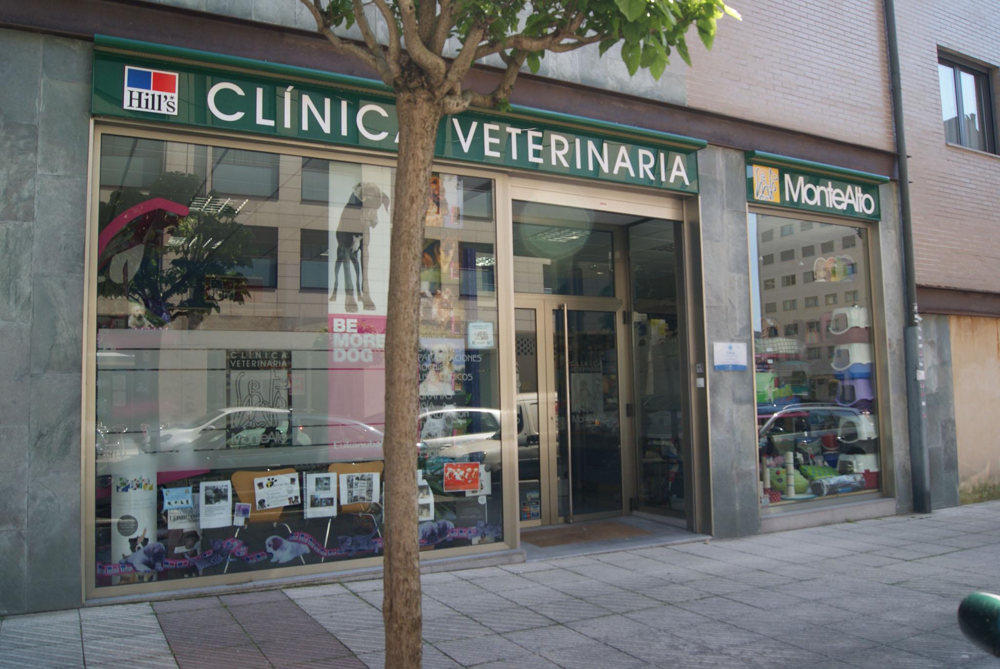 Clínica Veterinaria Monte Alto – Oviedo
