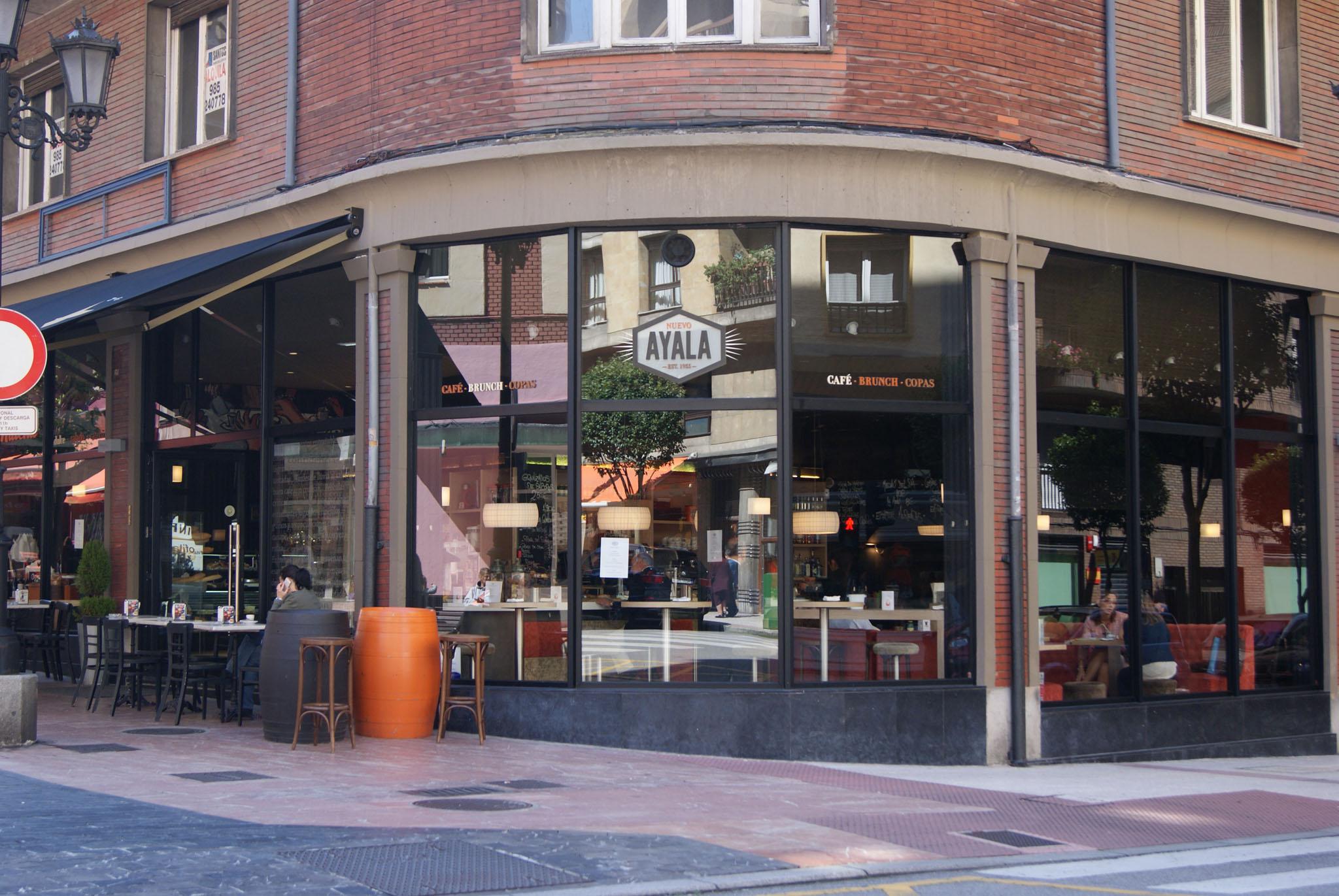 Cafetería Ayala – Oviedo